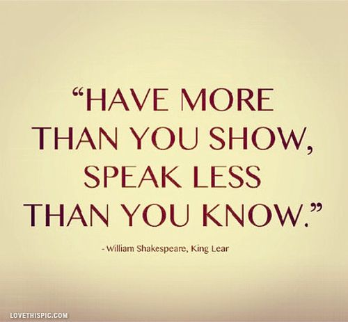shakespeare quote life quotes quotes life