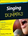 Singing For Dummies, 2nd Edition (0470640200) cover image