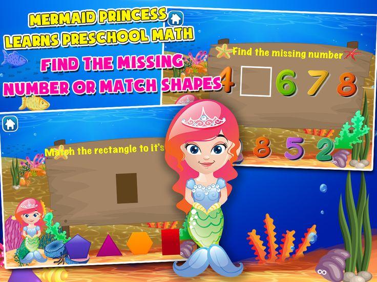 17 Best Images About Mermaid Princess Preschool Adventure