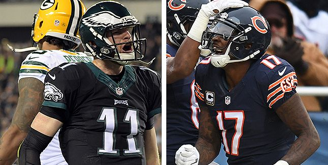Three Eagles named in NFL.com's top 100 fantasy football players for 2017