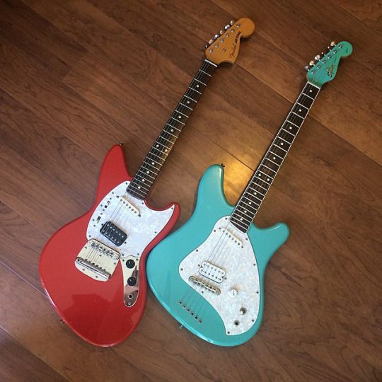 25 best ideas about fender jagstang on pinterest kurt. Black Bedroom Furniture Sets. Home Design Ideas