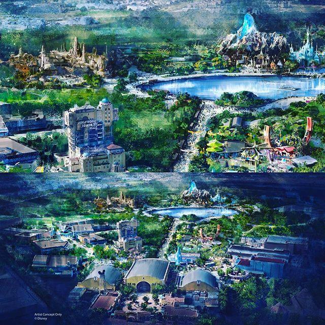 #Disneylandparis 10 ans que l'on attendait cette annonce. Bob Iger vient d'officialiser un plan de deux milliards d'euros qui portera sur la transformation des #WaltDisneyStudios avec notamment trois zones : Marvel Star Wars et La Reine des Neiges. Il y a de quoi nous réserver d'autres surprises. Mais faudra être patient cela démarre en 2021. Et si la barre des 20 millions de visiteurs était franchie pour les #J02024 un troisième parc en 2030 ? Chiche  @disneylandparis @eurodisney