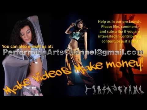 Pole Dance - The Performing Arts Channel Promo Video - YouTube