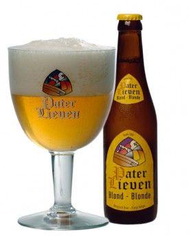 Pater Lieven Blond - Brouwerij Van Den Bossche, St. Lievens-Esse, België. Beoordeling GGOB: 6,0
