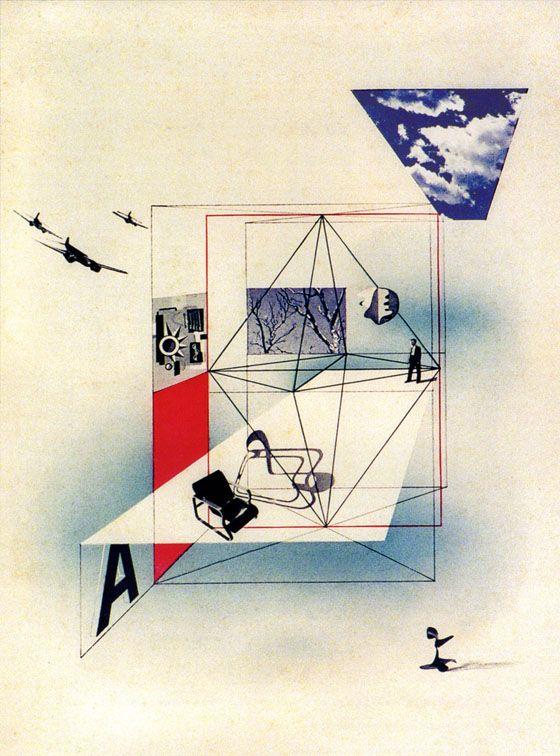 Herbert Matter - Montage, 1945