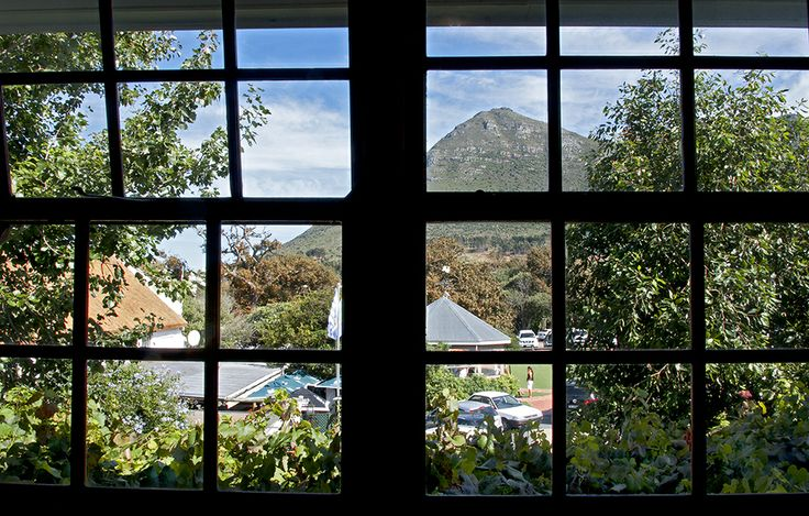 View of Noordhoek Farm Village from the Upstairs Bedrooms  De Noordhoek Hotel   Noordhoek Farm Village   Noordhoek   Cape Town  http://www.capepointroute.co.za/moreinfoAccommodation.php?aID=163