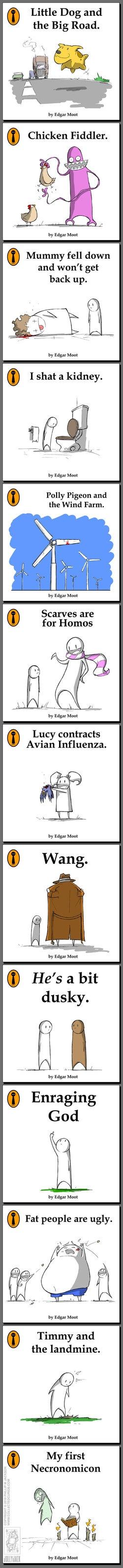 Evil Childrens Books by *jollyjack on deviantART
