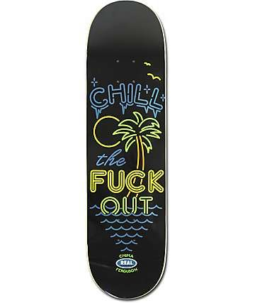 """Real Chima After Hours 8.4""""  Skateboard Deck"""