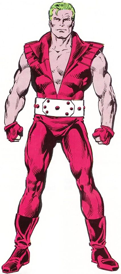 Doc Samson - Marvel Comics - Hulk character