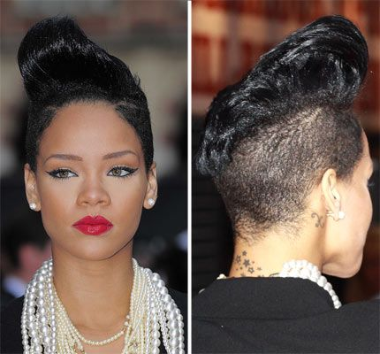 rihanna hair   http://madamenoire.com/153750/9-celebs-who-tried-the-shaved-head-hairstyle-who-made-it-fierce-and-who-failed/2/#