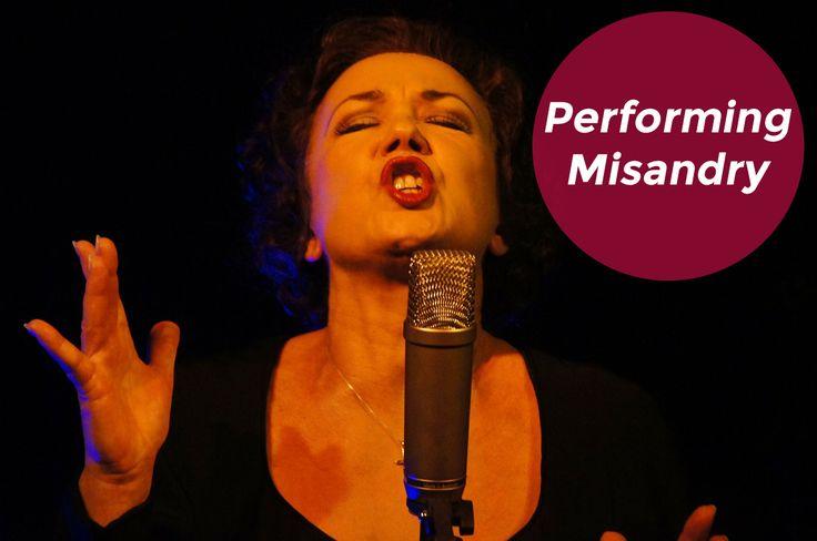 Performing Misandry
