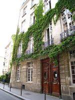 Le blog de Ruisseaumoulins FLE: Hôtel MIJE, 11 rue du Fauconnier, Paris (Marais)