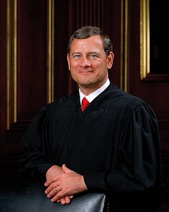 CHIEF JUSTICE JOHN ROBERTS - In August 2010, Roberts sold his STOCK IN PFIZER, which allows him to participate in two pending cases involving the pharmaceutical maker. Justices are required to recuse themselves in cases in which they own stock of a party.