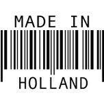 klok made in holland -