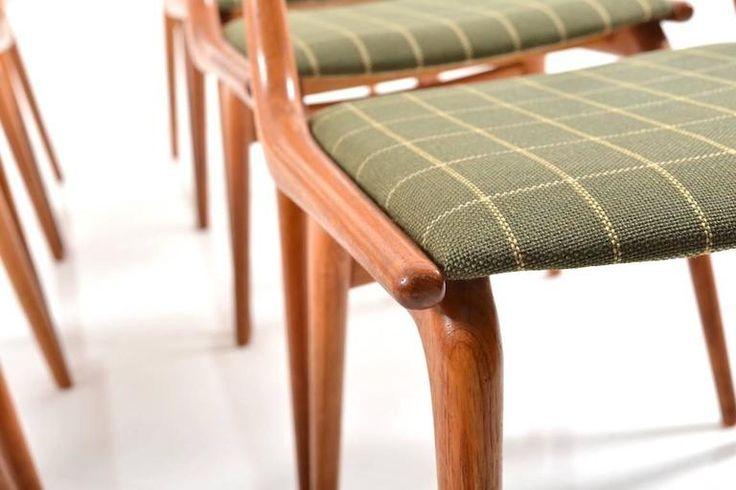 Dán, skandináv stílusú szék