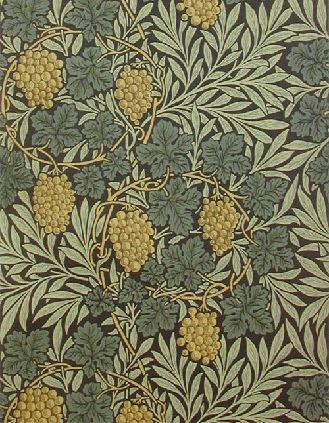 William Morris Fan Club: Where you can buy William Morris wallpaper