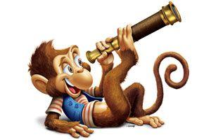 год обезьяны - Поиск в Google