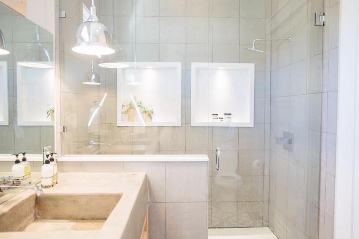 42 best fixer upper the shotgun house images on pinterest for Fixer upper bathroom designs