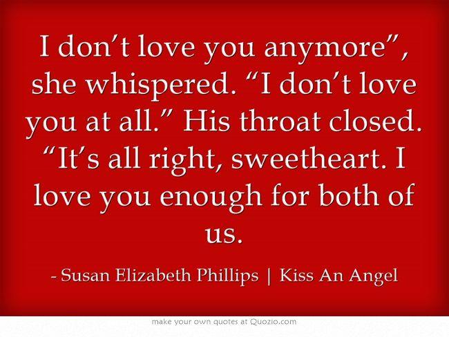 Susan Elizabeth Phillips   Kiss An Angel