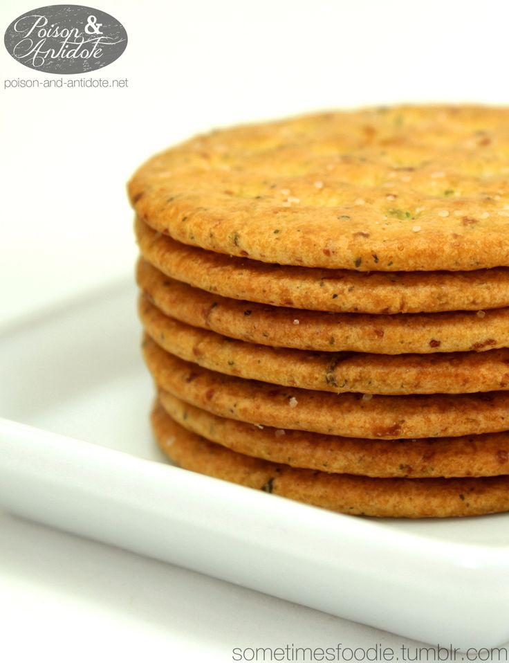 Sometimes Foodie, Savoritz Garden Vegetable Crackers- Aldi: Review