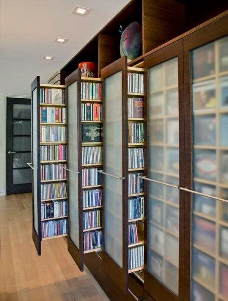 17 Unique And Stylish Cd And Dvd Storage Ideas For Small Spaces