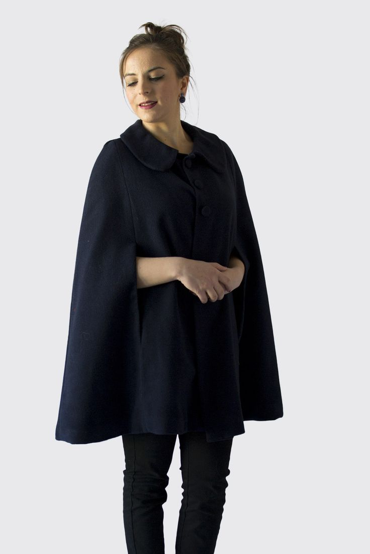 Making the Chic Cape