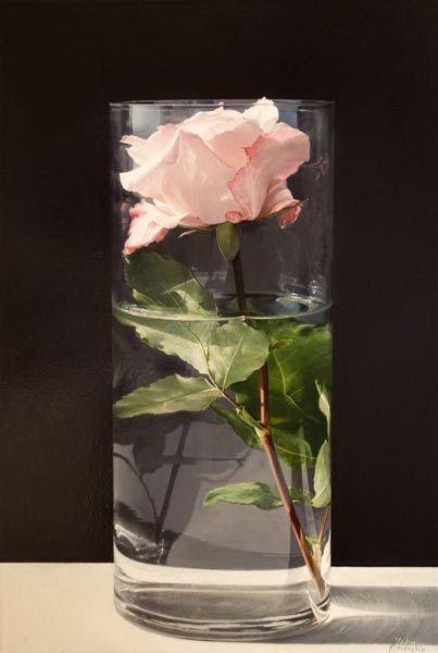 "Vadim Klevenskiy Celestial Oil on Canvas 36""h x 24""w"