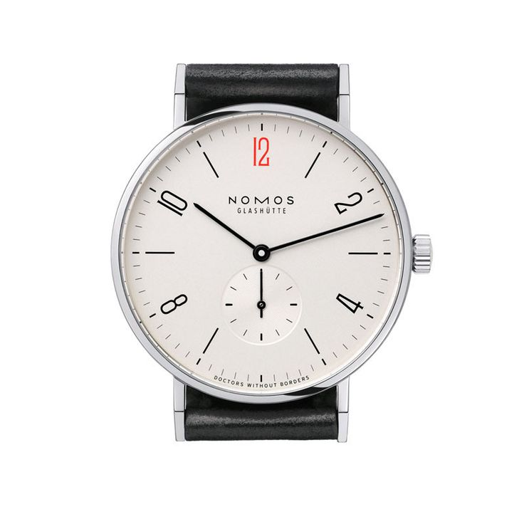 Nomos Tangente Drs. Without Borders Stainless Steel Wristwatch NO164-S – Seattle Jewelry | Fox's Seattle