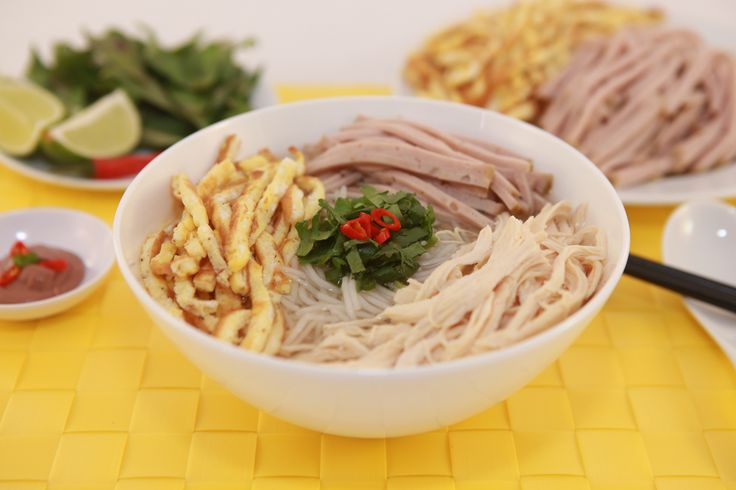 how to cook vermicelli rice noodles soup
