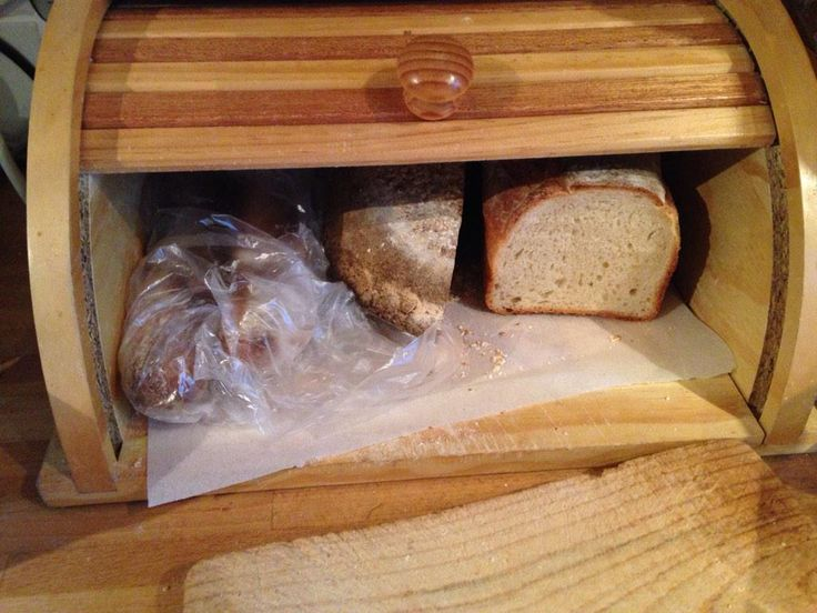 """""""My bread container made by my son at 13yrs."""" —@tiamariaingle"""