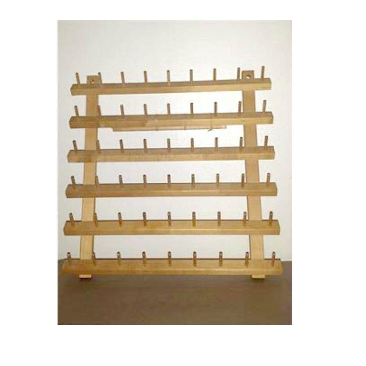 Thread Storage Rack,Spool Storage,Peg Board,Thread Storage,54 Spool Storage,Wall…