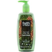 Faith in Nature Hand Wash (various)