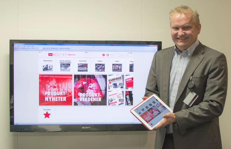Med Speedy Touch har selgerne all nødvendig informasjon tilgjengelig uansett hvor man befinner seg. I praksis betyr dette mer tid til problemløsing hos kunden, forteller salgsdirektør Knut Grothaug hos Würth Norge.  Würth Norge har utstyrt hele selgerkorpset på 350 menn og kvinner med en iPad, et digitalt verktøy som takket være en solid innholdsløsning øker produktiviteten for både selger og kunder. Speedy Touch gjør hverdagen enklere for Würth Norges salgskorps. http://www.wuerth.no