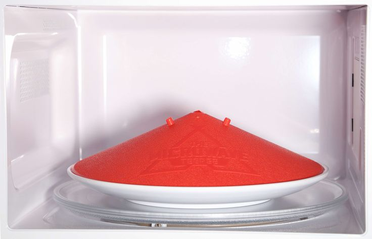 Microwave Teepee 2 Pack, Microwave Cover Unlike Any Other! Patent Pending Design!