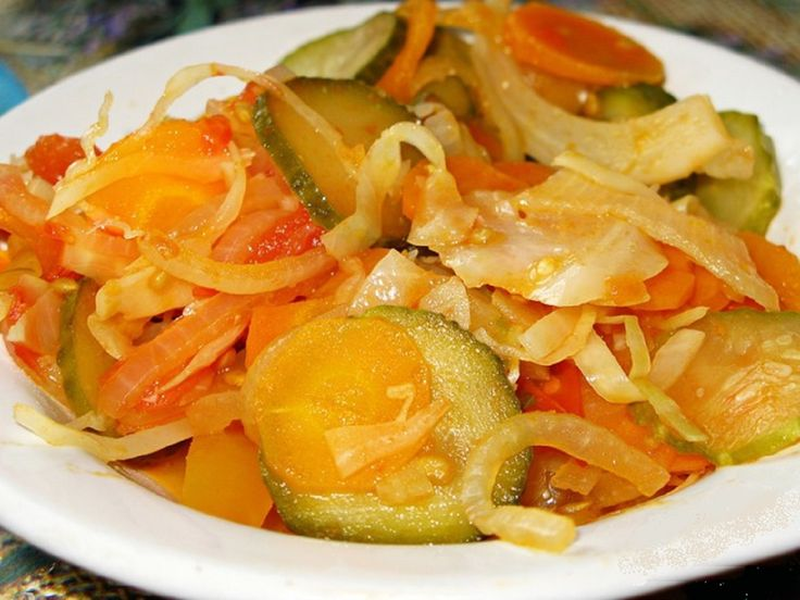 Vă prezentăm o salată foarte gustoasă și aromată care e perfectă pentru timpul…