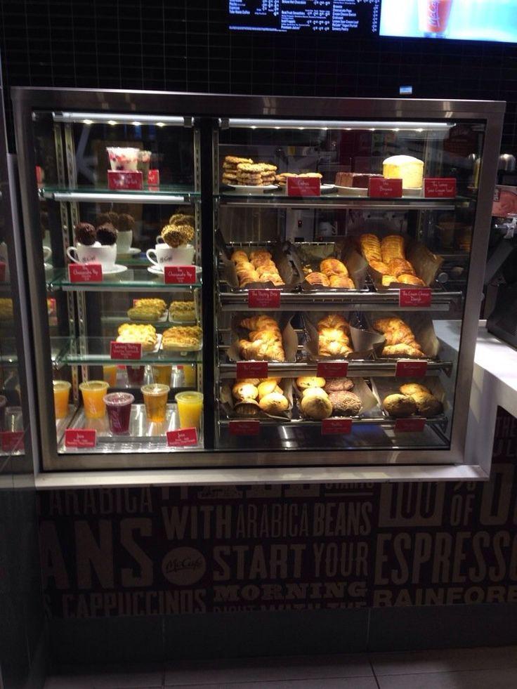 McDonalds - Toronto, ON, Canada. Fancy!