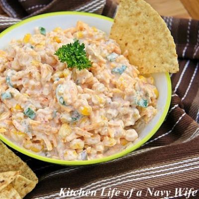 Cowboy Corn Dip (plus 5 other dips)