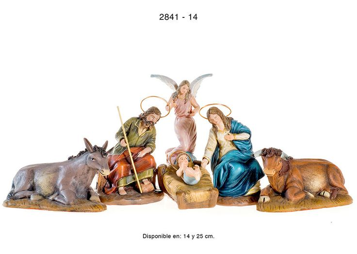 Mejores 11 imgenes de nacimientos navideos en pinterest barro nacimientos de navidad misterios navideos belenes laravid figuras de navidad fandeluxe Images