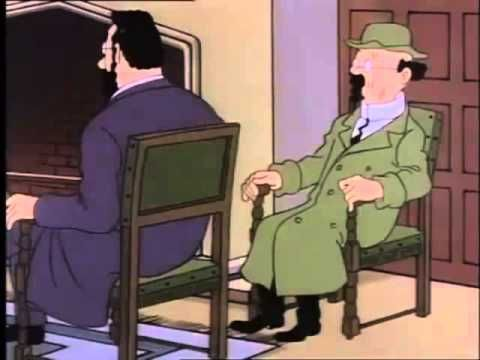 Episode 16 The Adventures Of Tintin Seven Crystal Balls