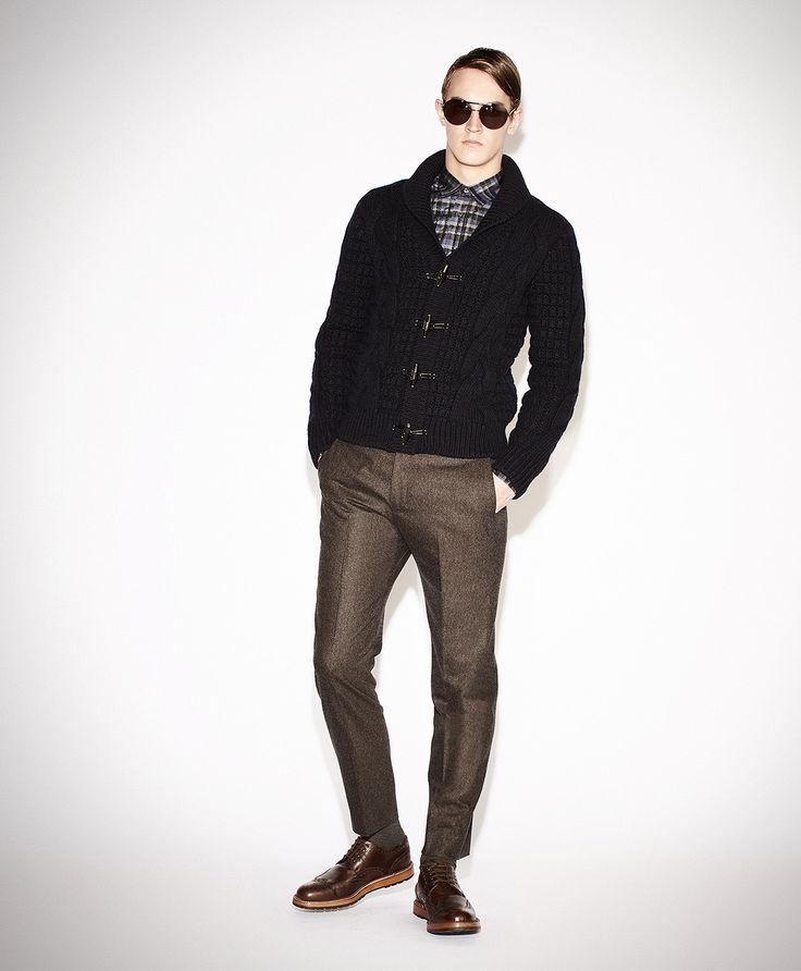 Louis Vuitton Men's PF '13 Look 13