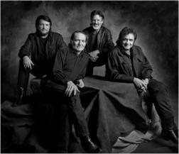 Highwaymen---Waylon Jennings, Willie Nelson, Kris Krisofferson & Johnny Cash