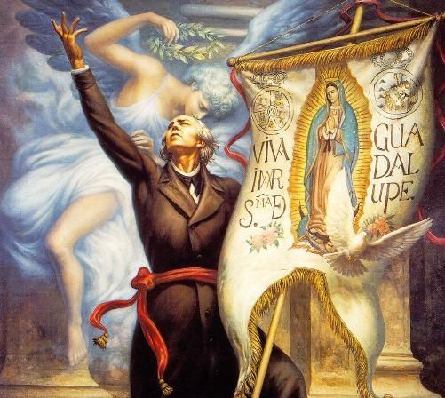 Miguel Hidalgo y Costilla was a Mexican Catholic priest and a leader of the Mexican War of Independence.