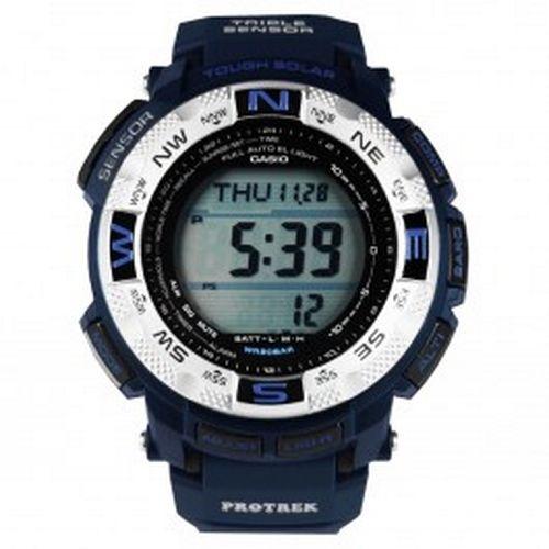 Casio Protrek Tough Solar Triple Sensor Watch PRG-260-2DR