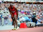 Hamstring injury ends American LaShawn Merritt's bid to defend Olympic title in men's 400 meters - http://www.PaulFDavis.com/success-speaker (info@PaulFDavis.com)