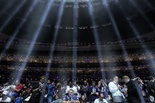 Power outage during Super Bowl 2013 from Brett Duke, Nola.com   The Times-Picayune 2/4/13