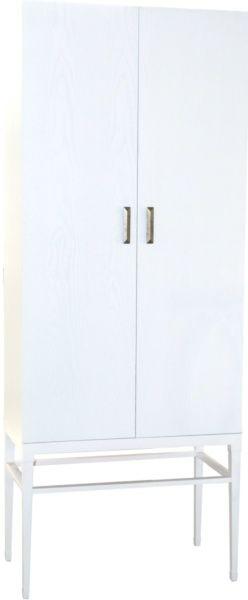 Размер (Ш*В*Г): 90*228*50 Dean cabine – прекрасный вариант для хранения, который не только скроет от посторонних глаз ненужное, но и достойно украсит Вашу столовую. Компактный и удобный, он будет незаменимой деталью, а белый цвет и ретро-стиль создадут особое, беззаботное настроение пространству.             Материал: Металл, Дерево.              Бренд: MHLIVING.              Стили: Скандинавский и минимализм.              Цвета: Белый.