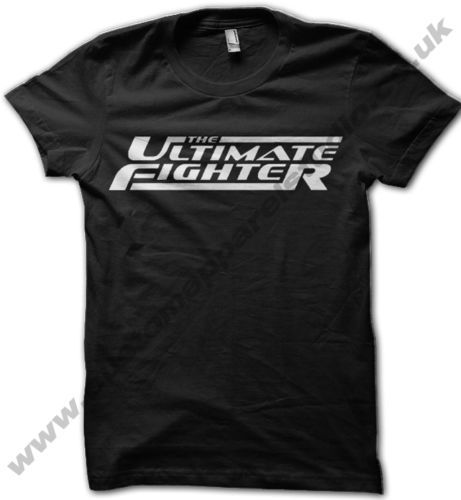 UFC T-Shirt Ultimate Fighting MMA Cage Fighting - Quality Combat Clothing | eBay