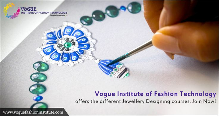 Jewellery Design programs offered at the Vogue Institute of Fashion Technology  • Bachelor in Jewellery Designing & Management – BJD & M • Graduate Diploma in Jewellery Designing Manufacturing – (GDJDM) • Diploma in Jewellery Designing With CAD (DJD-CAD) • Certificate Course in Diamond Grading & Identification (CCDGI) • Certificate Course in Gemology – (CCG)  Join our Jewellery design #courses @ https://goo.gl/YgdBEv and pursue your passion. #VIFT #JewelleryDesigning #DiamondGrading