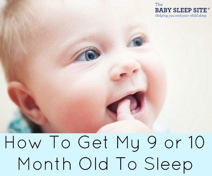 how to make 6 month baby sleep through the night