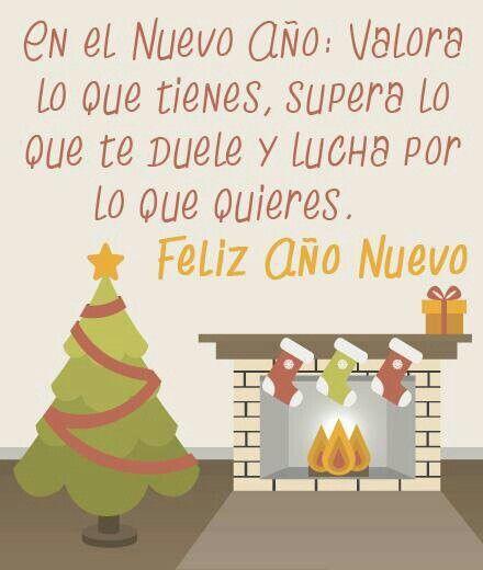 Este año nuevo hazle saber a tus seres querido cuánto los quieres con estos bellos pensamientos de año nuevo. #Frases #FrasesDeAñoNuevo #FrasesCortas #FrasesBonitas